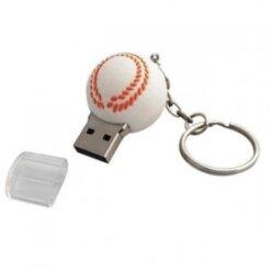 cle usb balle baseball