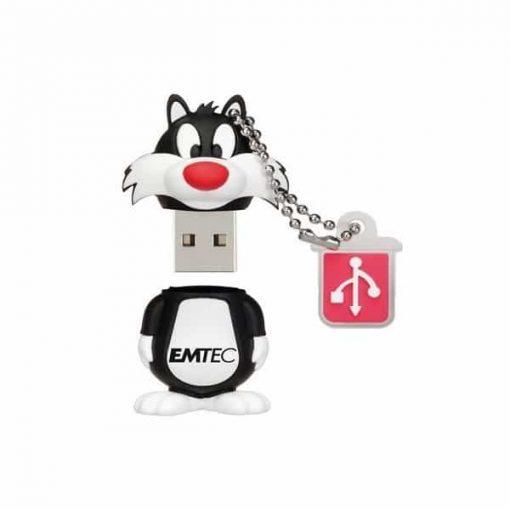 Clé USB Grosminet Sylvestre 16Go EMTEC