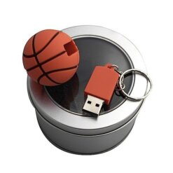 Clé USB ballon Basketball - 8 Go