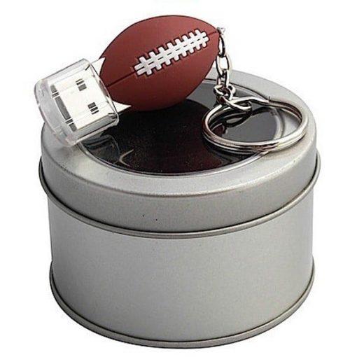 Clé USB original ballon Football US - 4 Go