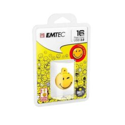 Clé USB smiley 16GB
