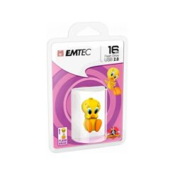 Clé USB EMTEC TITI et grosminet - 16Go