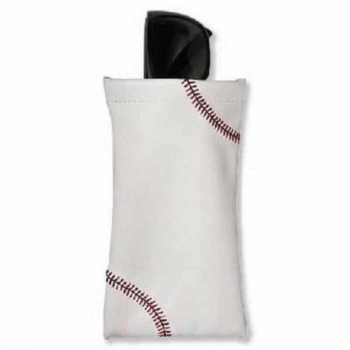 étui lunette souple baseball