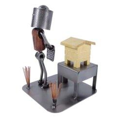 Figurine apiculteur - Cadeau apiculteur