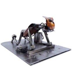 Figurine carreleur - Cadeau carreleur