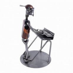 Figurine claviériste - Cadeau musicien