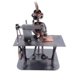 Figurine couturière - Cadeau couture