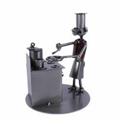 Figurine cuisinier