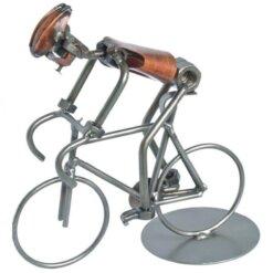 Figurine Cycliste métal - Cadeau Cycliste