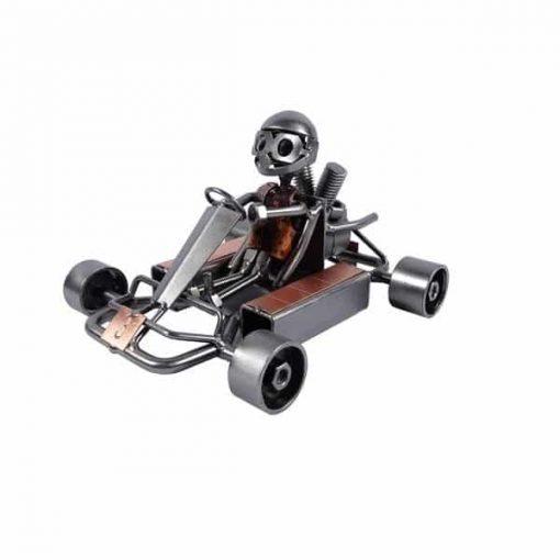 figurine karting metal cadeau 5