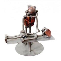 Figurine kiné homme