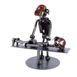 Figurine kiné Homme - Cadeau kiné