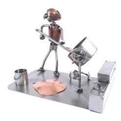 Figurine Maçon - Cadeau maçon