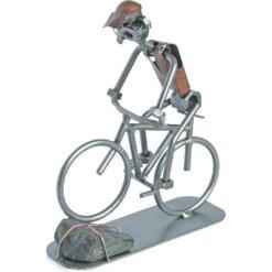 Figurine cyclo-cross