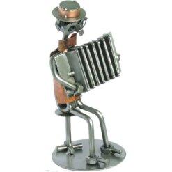 Figurine accordéoniste
