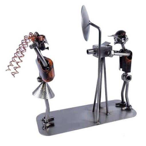 Figurine photographe - Cadeau photographe