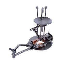 Figurine plombier - Cadeau métier plombier