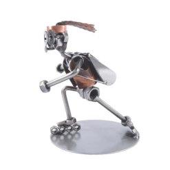 Figurine roller
