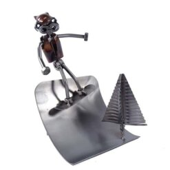Figurine snowboard