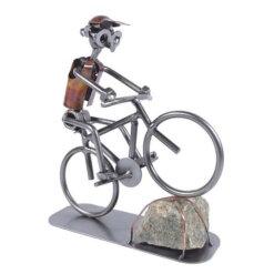 Figurine sport cyclo-cross