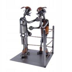 Figurine boxeurs