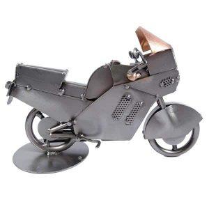 Modèle moto en métal BMW