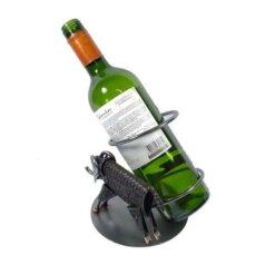 Porte bouteille métal vin Bélier
