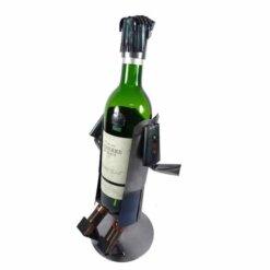 Porte bouteille de vin Foot