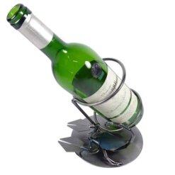 Porte bouteille métal vin Scorpion