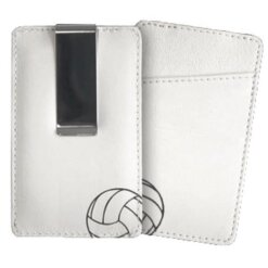 Porte-carte bancaire Volleyball