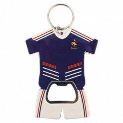 Porte-clés décapsuleur football France