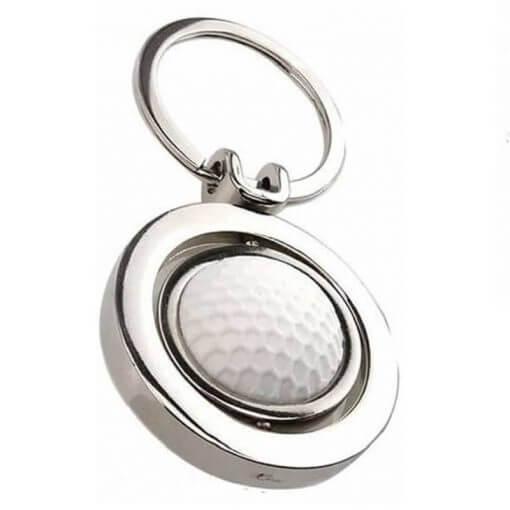 Porte clé balle de golf