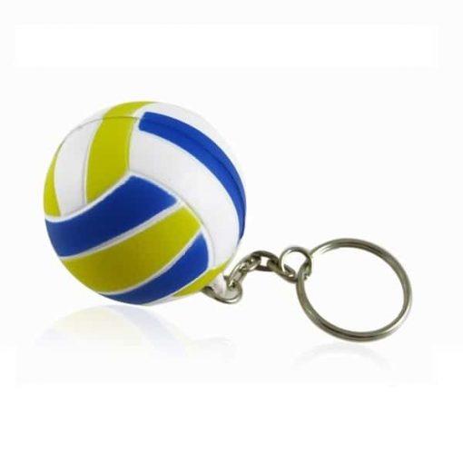 Porte-clés Volley ball ballon original sport