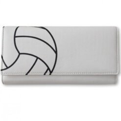 Portefeuille femme Volley-ball