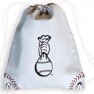 Sac à ficelle Baseball