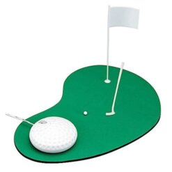 Souris et tapis Golf