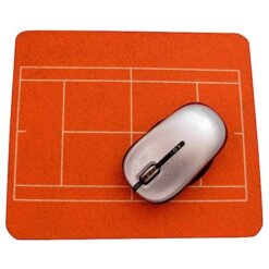 Tapis de souris original Tennis
