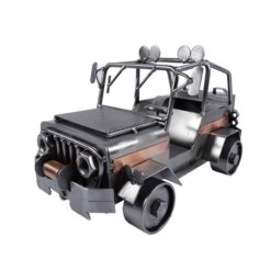 Voiture métal Jeep