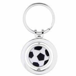 Porte-clés Football métal