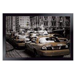 Tapis d'entrée Taxi New-York