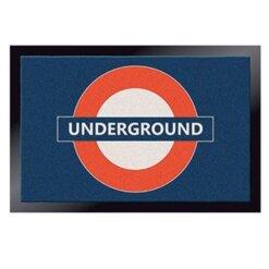 Tapis d'entrée Underground