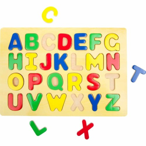 Puzzle à poser abc