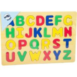 Puzzle 3 ans alphabet
