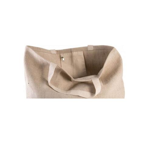 sac shopping KI0260 rustic naturel 1